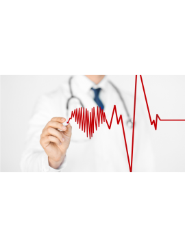 Check Up Cardiologico con ECG, Ecografia Cardiaca ed EcocolorDoppler TSA